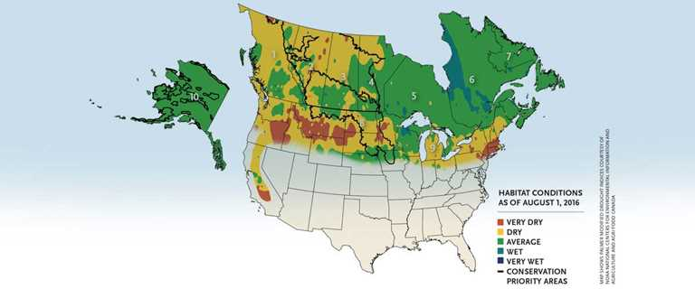 Map shows Palmer Modified Drought Indices courtesy of NOAA National Centers for Environmental Information & Agriculture and Agri-Food Canada