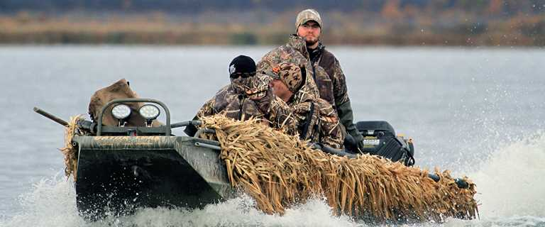 Great Rivers for Waterfowling