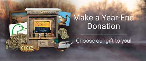 Donate Today & Choose Your Gift!