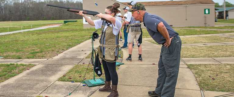 Scholastic shooting programs are becoming highly popular among today