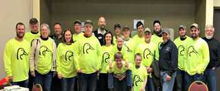 Volunteers for the Ducks Unlimited Western Montana Firearm Frenzy in Missoula on April 14th.