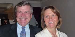 Denny and Midge Denham