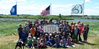South Dakota Greenwings dedication
