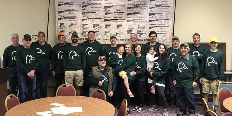 Committee for the Missoula Firearms Frenzy event April 26, 2019.