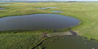South Dakota restoration project in Day County