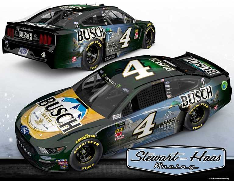 DU going racing with new NASCAR paint scheme