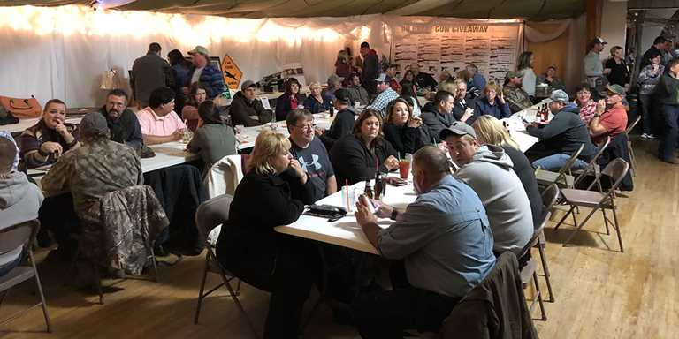 2018 NE Montana Firearm Frenzy participants