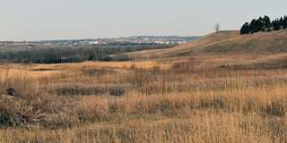 Site of the proposed Bismarck nature park