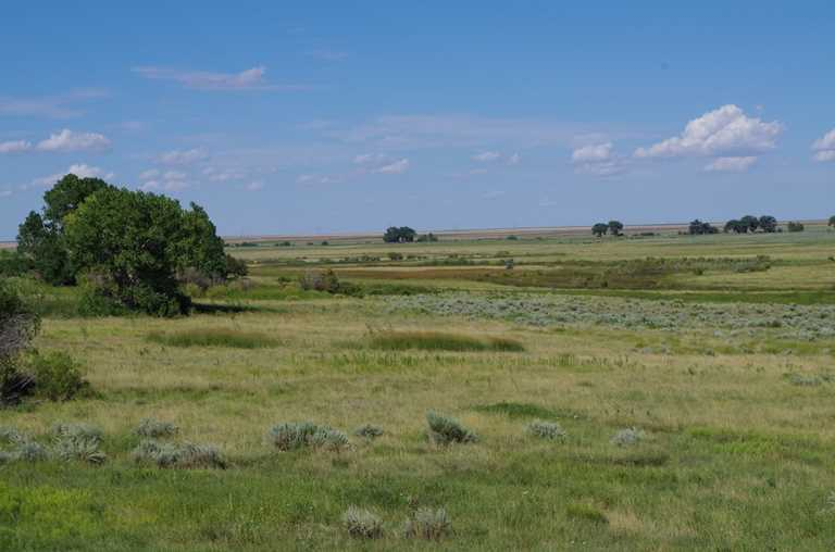 Ranching property in Colorado used for carbon credits.