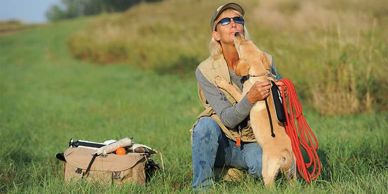 Before buying a started dog, make sure you understand exactly what his abilities and limitations are.