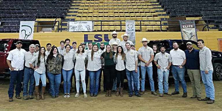 The Tiger chapter in Baton Rouge, Louisiana, was named Ducks Unlimited collegiate chapter national champion for the second year in a row.