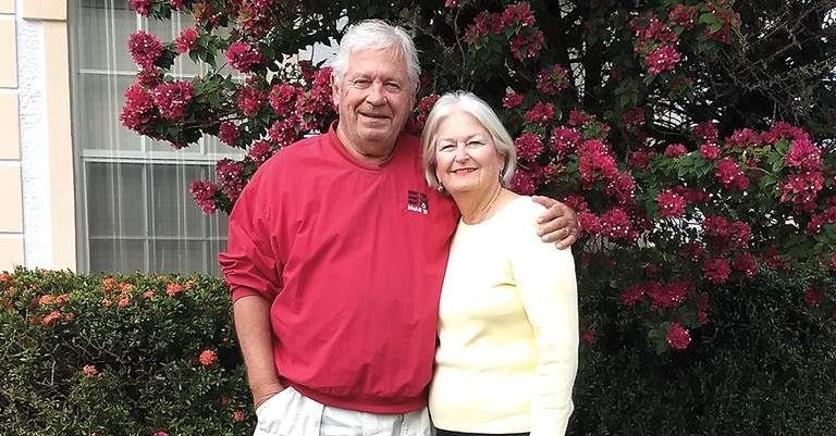 Lifelong DU members Bill and Zoe Hopkins have included DU as a beneficiary in their estate plan.