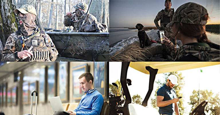 Designed for people who love being outdoors, it includes protections for traveling sportsmen, their equipment, and even their hunting dogs.