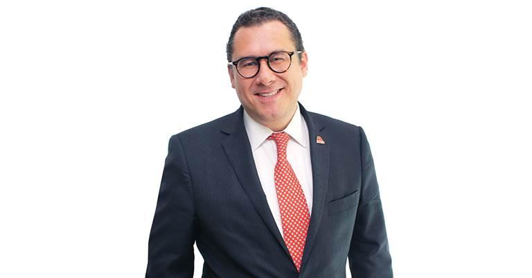 Axalta Mexico President Daniel Salcido