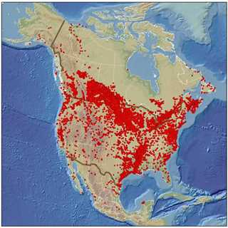 Ducks Unlimited Migration Map Conservation Projects by State Ducks Unlimited Migration Map