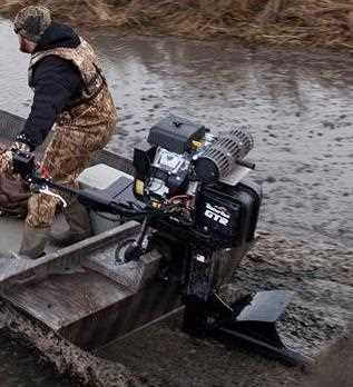 Gator-Tail Outboards is one of Ducks Unlimited