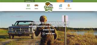 DU recently unveiled the revamped Greenwing website.